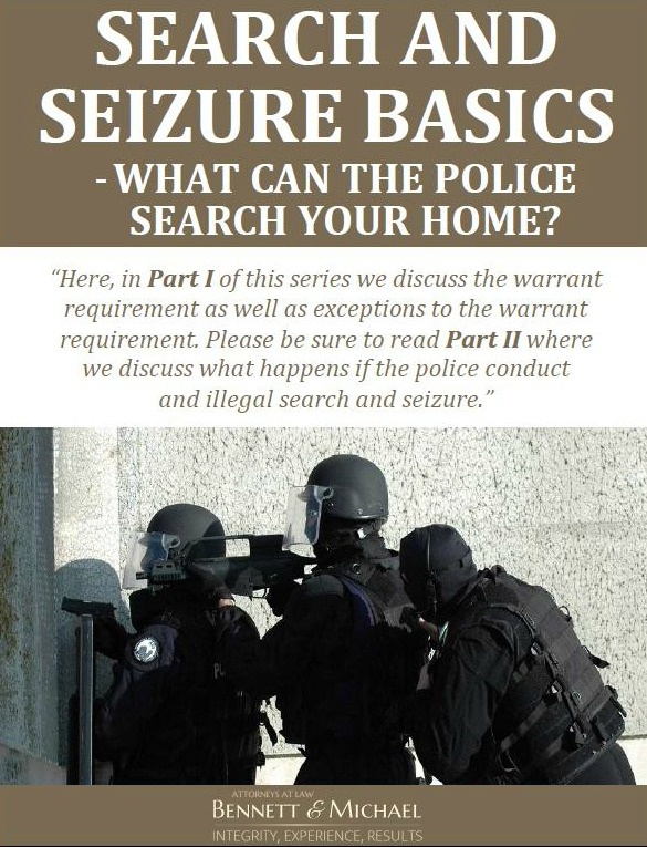 search and seizure in the public Ross (1982), 456 us 798 -- though case involves the warrantless search of an auto, court observes that a warrant to search a house carries with it the right to open closets, chests, drawers and containers, warrant to search a vehicle extends to every part of the vehicle, including wrapped packages.