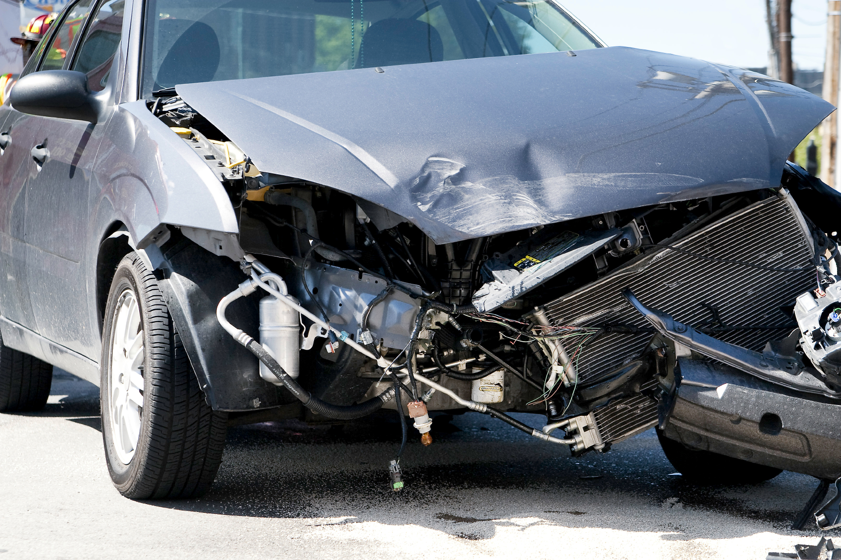 Average Compensation For Car Accident