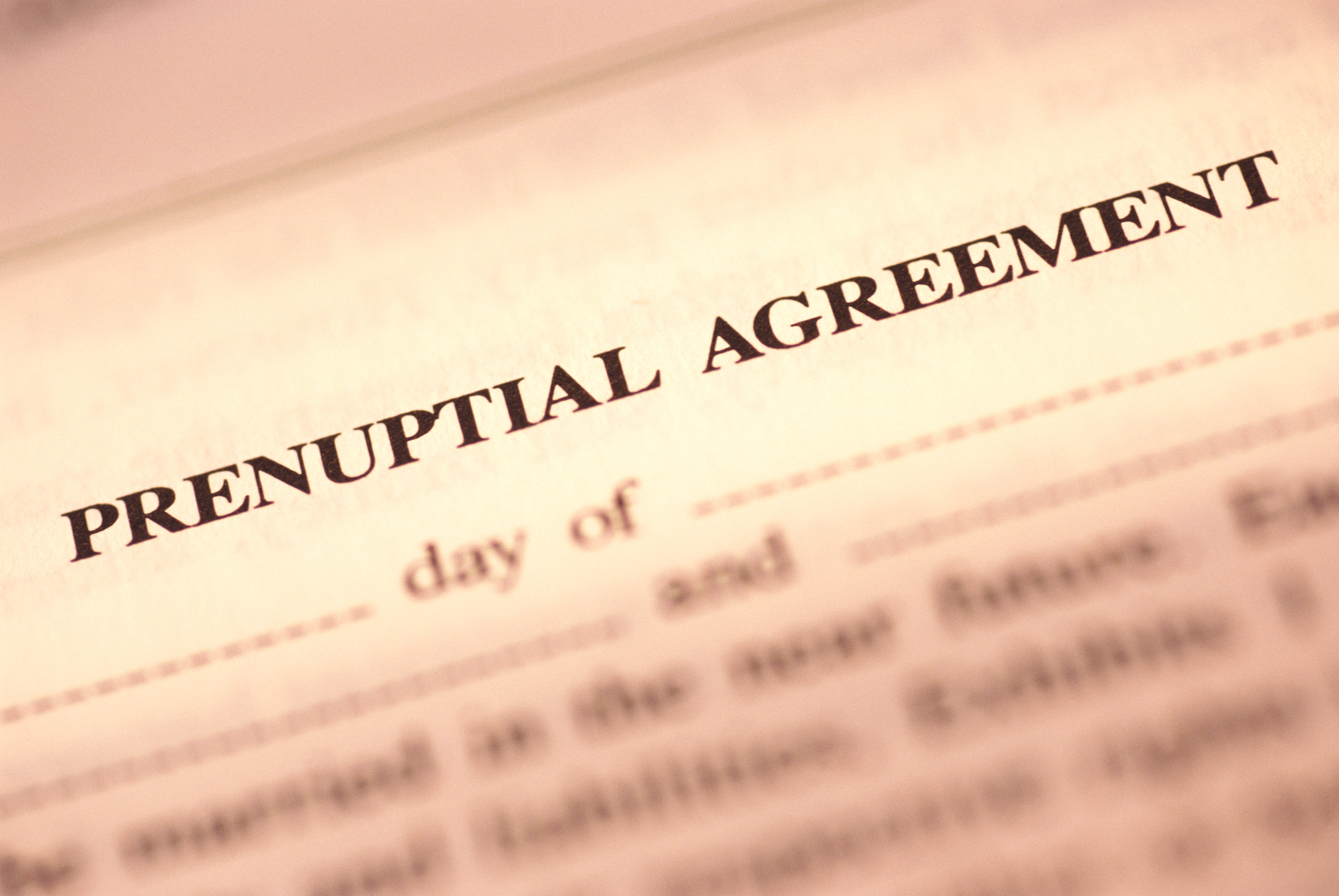Murfreesboro Divorce Lawyer Explains The Benefits Of A Pre Nuptial